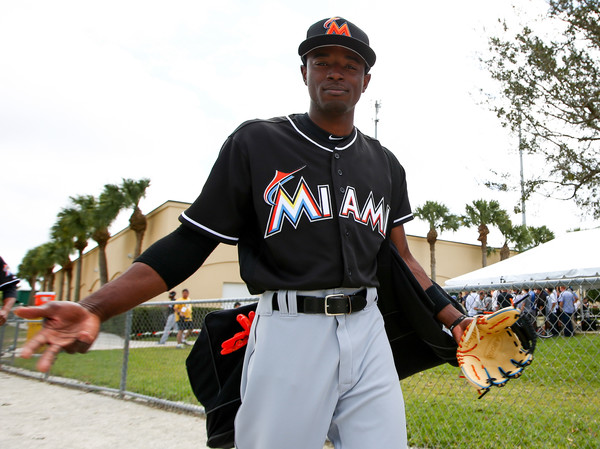 Dee+Gordon+Miami+Marlins+Workout+iNa2nTDMI7Il